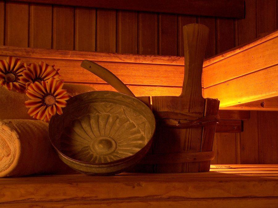 Jak udržet saunu v dobré kondici