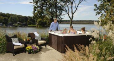 6 tipů pro koupání ve vířivých vanách