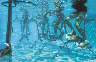 Aquagym aktivity
