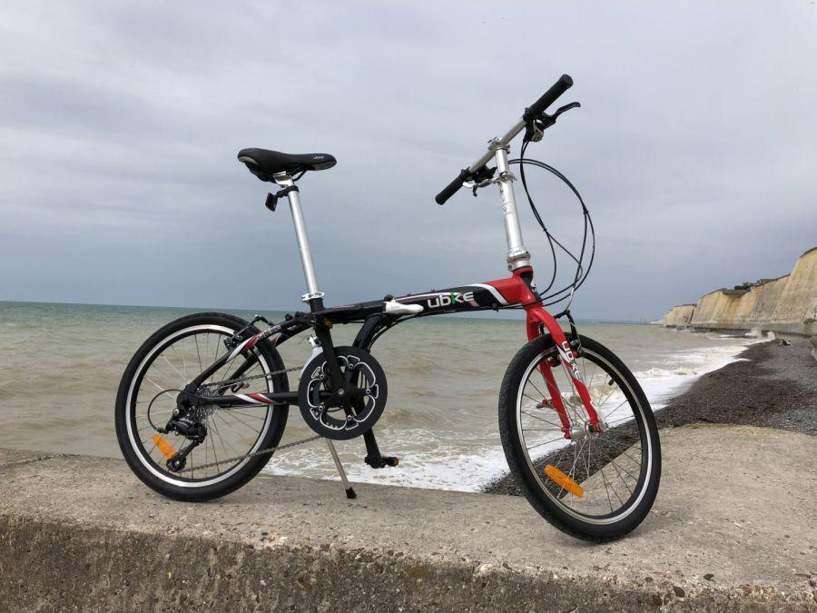 UBIKE kolo na výletě v Anglii