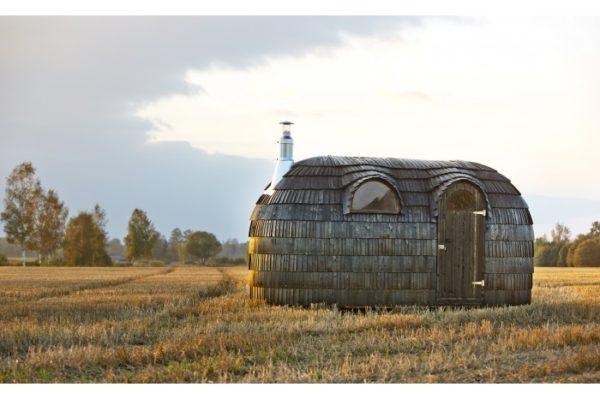 Iglu sauna double