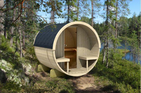 Sudová sauna 210