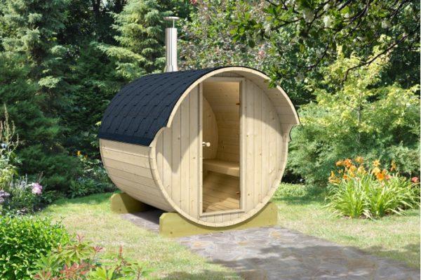 Sudová sauna 220 thermowood