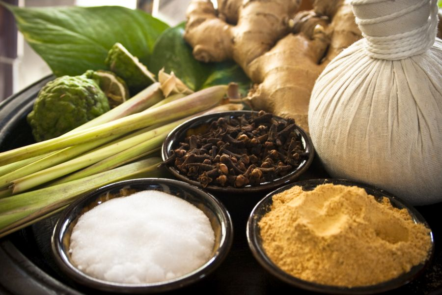 Aromaterapie bylinky